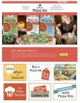 GalloLea Pizza Kits Home